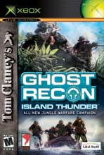 MICROSOFT Microsoft XBOX Game GHOST RECON ISLAND THUNDER