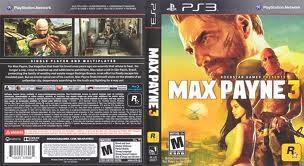 SONY Sony PlayStation 3 MAX PAYNE 3