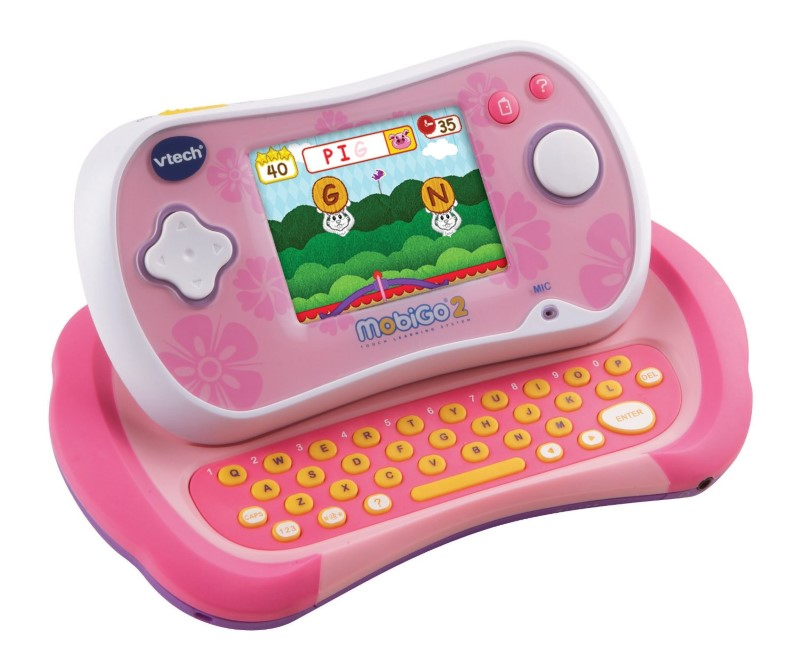 VTECH Video Game System VT-MOBIGO 2