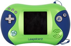 LEAPFROG Video Game System LEAPSTER 2