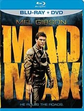 BLU-RAY MOVIE Blu-Ray MAD MAX