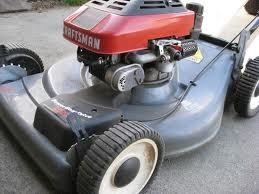 CRAFTSMAN Lawn Mower EAGER 1