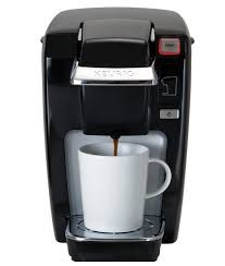 KEURIG Coffee Maker K10 MINI PLUS, Black