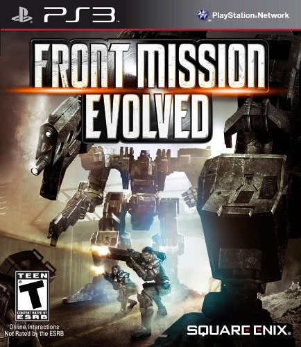 SONY Sony PlayStation 3 FRONT MISSION EVOLVED