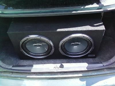 SONY Speakers/Subwoofer XPLODE 1000W SUB-WOOFER