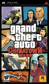 SONY Sony PSP Game GRAND THEFT AUTO CHINATOWN WARS