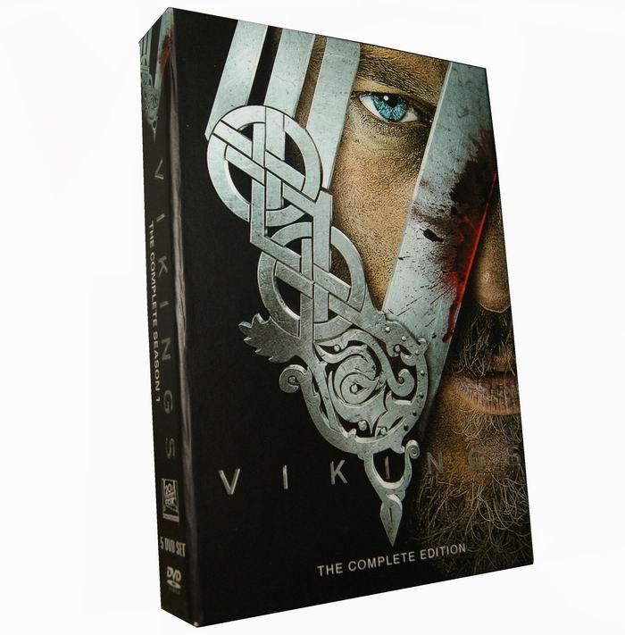 DVD BOX SET DVD VIKINGS THE COMPLETE FIRST SEASON