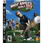 SONY Sony PlayStation 3 Game HOT SHOTS GOLF OUT OF BOUNDS
