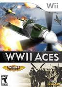 NINTENDO Nintendo Wii Game WWII ACES