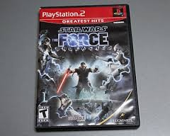 SONY Sony PlayStation 2 STAR WARS THE FORCE UNLEASHED PS2