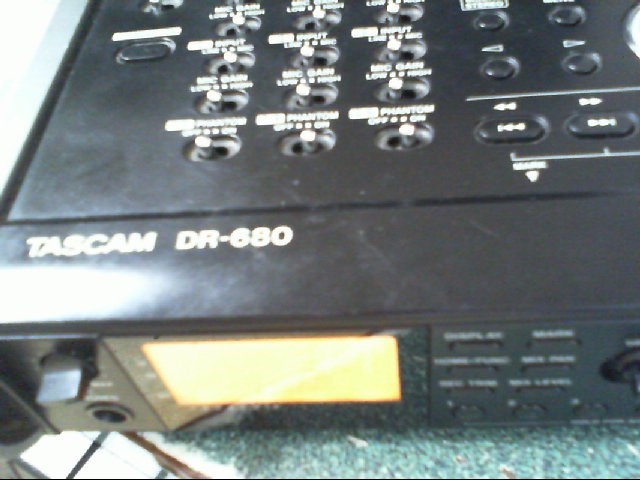 TASCAM Micro Recorder DR-680