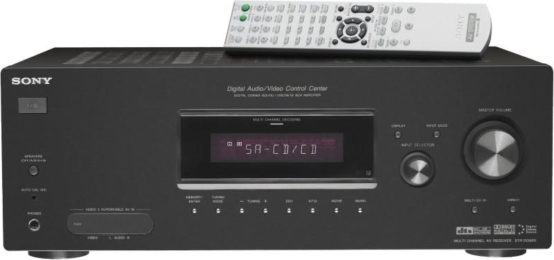 SONY Receiver STR-DG500