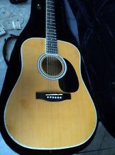 ESTEBAN MUSIC Electric-Acoustic Guitar AL-100 AE