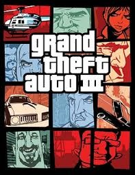 ROCKSTAR Sony PlayStation 2 Game GRAND THEFT AUTO III
