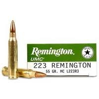 REMINGTON FIREARMS Ammunition L223R3