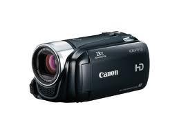 CANON Camcorder VIXIA HFR21