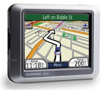 GARMIN GPS System NUVI 260