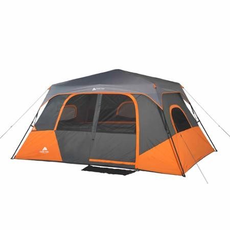 OZARK TRAIL Camping 8 PERSON INSTANT CABIN TENT