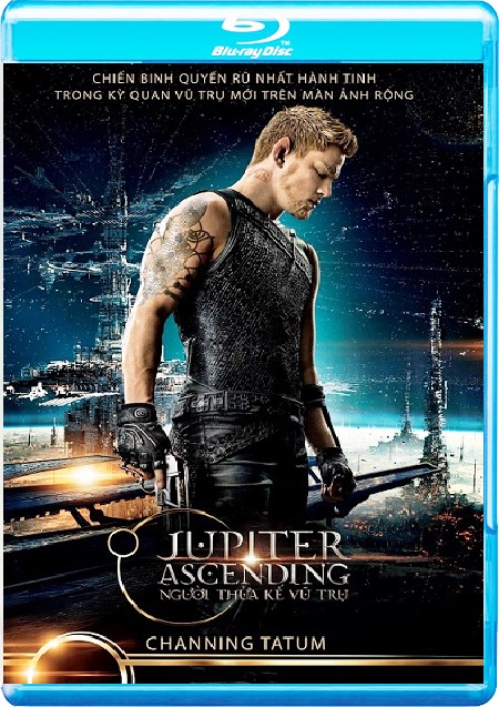 BLU-RAY MOVIE Blu-Ray JUPITER ASCENDING