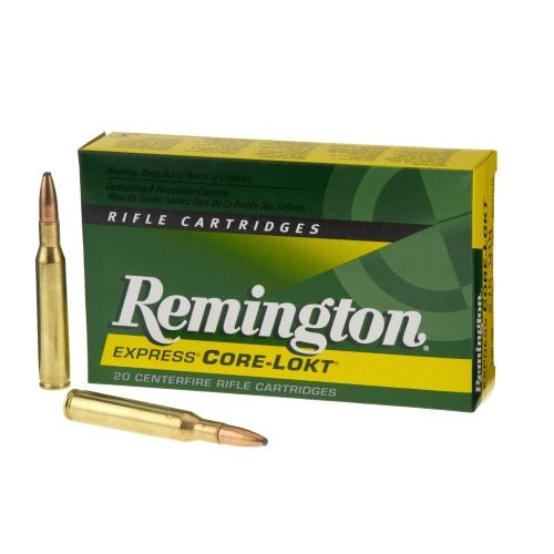 REMINGTON FIREARMS Ammunition CORE-LOKT .270 WIN 130 GRAIN PSP