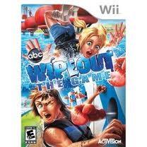 NINTENDO Nintendo Wii Game WIPEOUT THE GAME