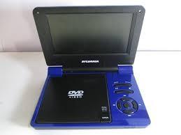 SYLVANIA DVD Player SDVD7015