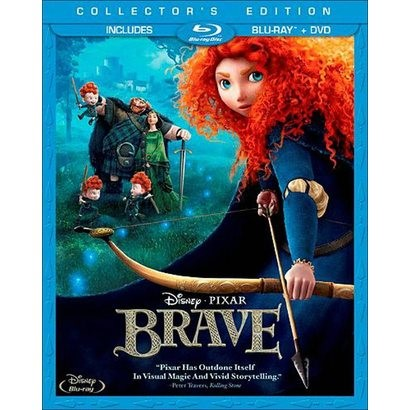 BLU-RAY MOVIE Blu-Ray BRAVE COLLECTORS EDITION