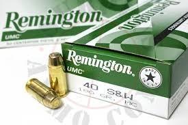 Remington - 40 S&W - 180 GR. MC