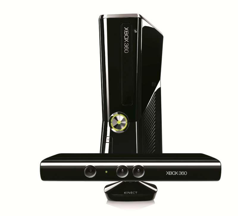 MICROSOFT XBox 360 XBOX 360 - 250GB - KINECT - CONSOLE