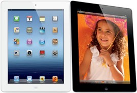 APPLE Tablet IPAD 3 A1416 - 64GB