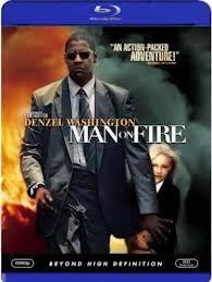 BLU-RAY MOVIE Blu-Ray MAN ON FIRE