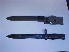 Combat Knife BAYONET