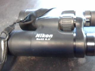 NIKON Binocular/Scope 8X42 6.0 BINOCALARS