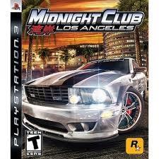 SONY Sony PlayStation 3 MIDNIGHT CLUB LOS ANGELES