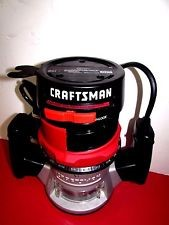 CRAFTSMAN Router MODEL 315.175040