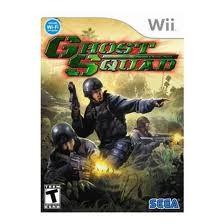 NINTENDO Nintendo Wii Game GHOST SQUAD