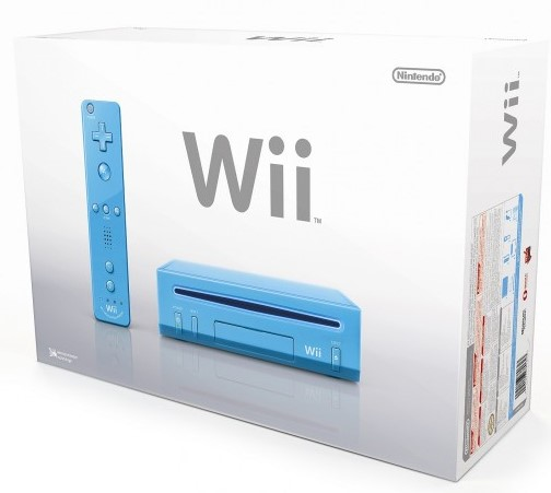 NINTENDO Video Game System WII CONSOLE RVL-101