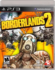 SONY Sony PlayStation 3 Game BORDERLANDS 2 GAME FOR PS3