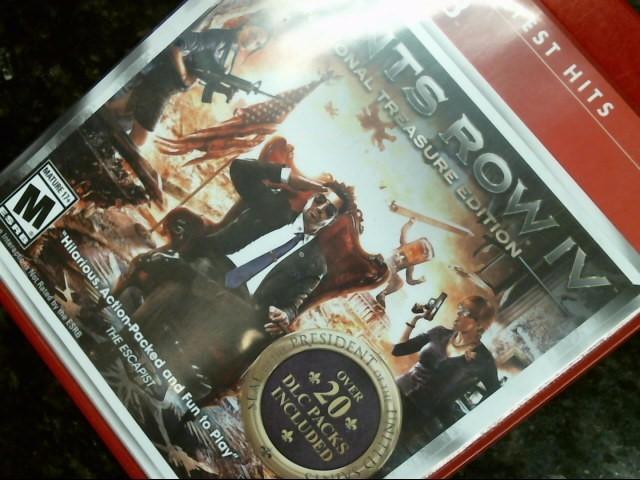 SONY Sony PlayStation 3 Game PS3 SAINTS ROW IV