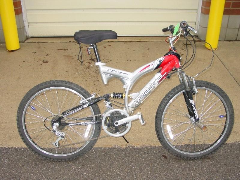 VERTICAL Mountain Bicycle PK7