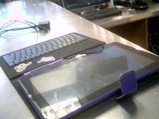 VISUAL LAND Tablet PRESTIGE ELITE 10Q