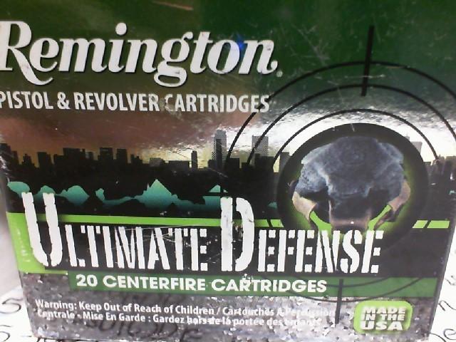 REMINGTON FIREARMS Ammunition HD40SWBN