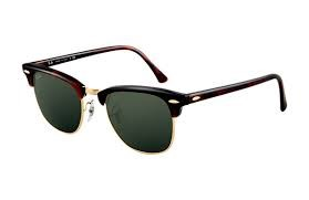 RAY-BAN Sunglasses RB3016 CLUBMASTER