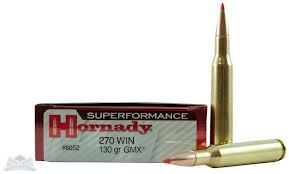 HORNADY Ammunition 8052