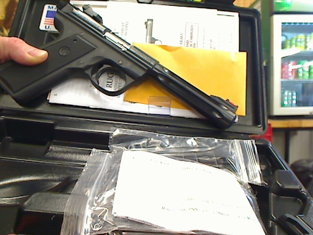 RUGER Pistol 22/45 MK III (10127)