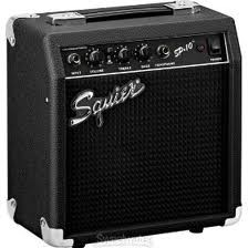 FENDER Electric Guitar Amp SQUIER SP-10