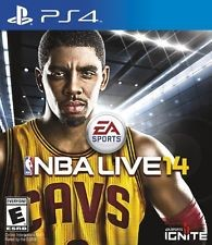 SONY Sony PlayStation 4 Game NBA LIVE 14 - PS4