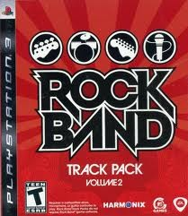 SONY Sony PlayStation 3 ROCK BAND TRACK PACK VOLUME2
