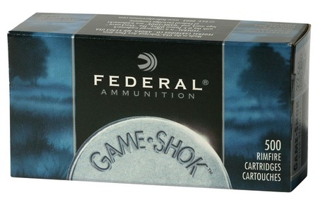 FEDERAL AMMUNITION Ammunition 22LR 500RD