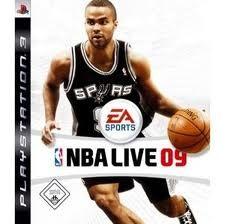 SONY Sony PlayStation 3 Game NBA LIVE 09